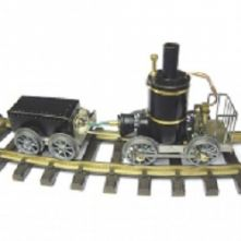 Livesteam Locomotive Pepper Gauge 1 Kit